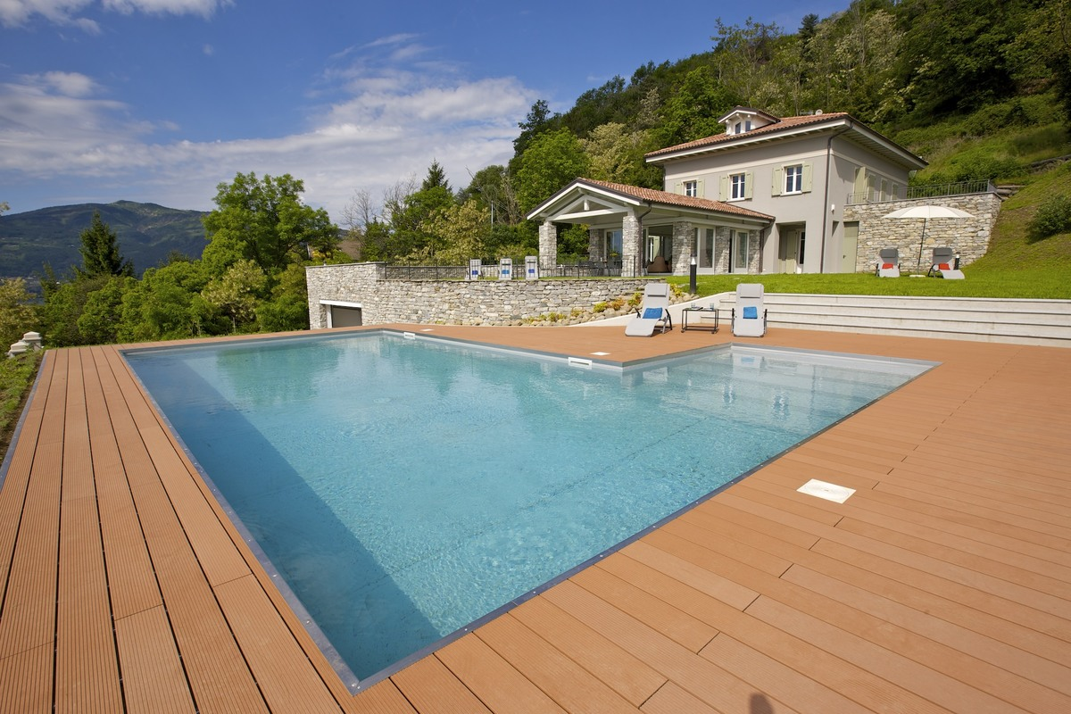 Verbania: luxury villa