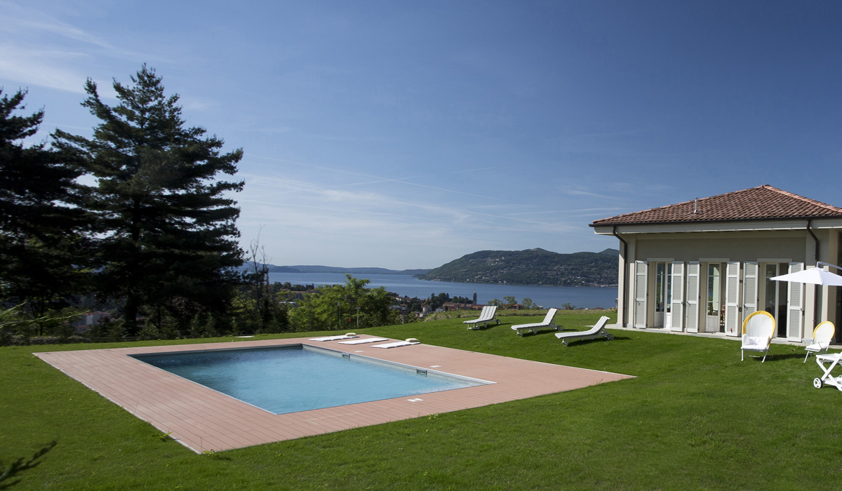 Verbania: luxury property