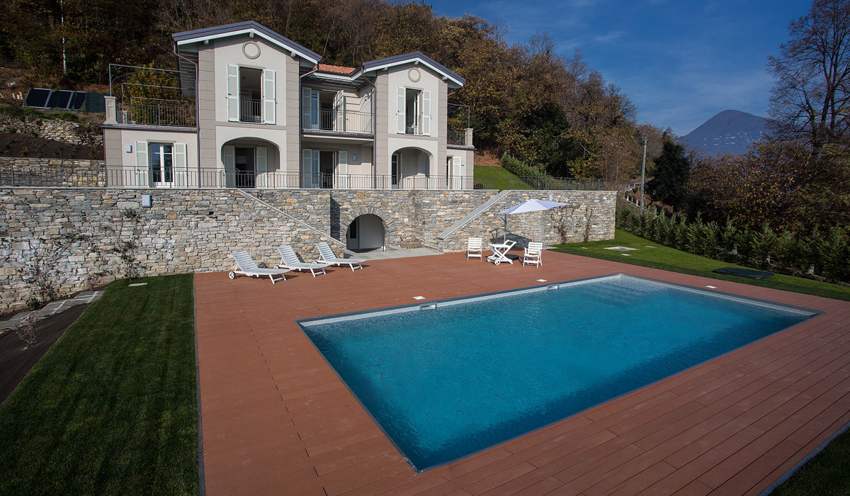 Verbania: luxury house